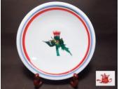 富本憲吉 色絵飾皿