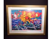 深見東州リトグラフ「太平洋のご来光」をお買取りしました。