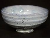 小山富士夫 粉引茶碗