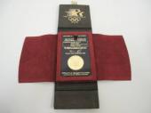 1984年 ロサンゼルスオリンピック 公式記念金貨