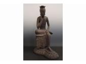 宝冠弥勒菩薩半跏思惟像 特殊樹脂製 仏像