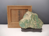 翡翠の原石