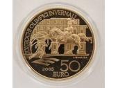 トリノ五輪記念金貨