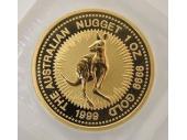 カンガルー金貨 1999年