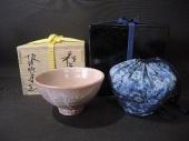13代・坂田泥華 抹茶碗