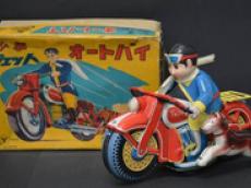 コレクターズアイテム~ブリキ玩具