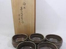 骨董品の中でも不動の人気を誇る北大路魯山人作品