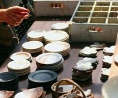初夏の陶器市(チャリティーワゴンセール)開催中です!