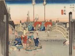 浮世絵の技法の変化
