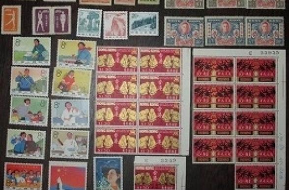 中国切手高価買取りいたしております!