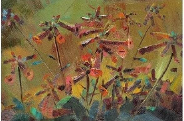中国現代絵画の巨匠「呉冠中」高価買取致します!