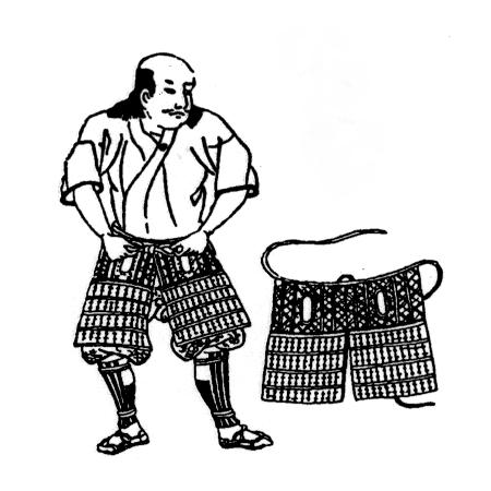 佩楯(ハイダテ)