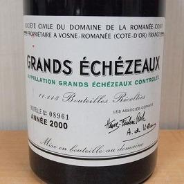 グラン・エシェゾー Grands Echézeaux