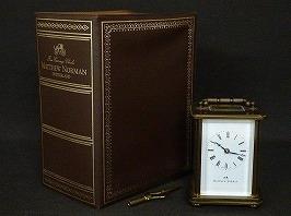 マシューノーマン 置時計