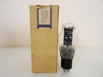 ウエスタン エレクトリックの真空管 300B