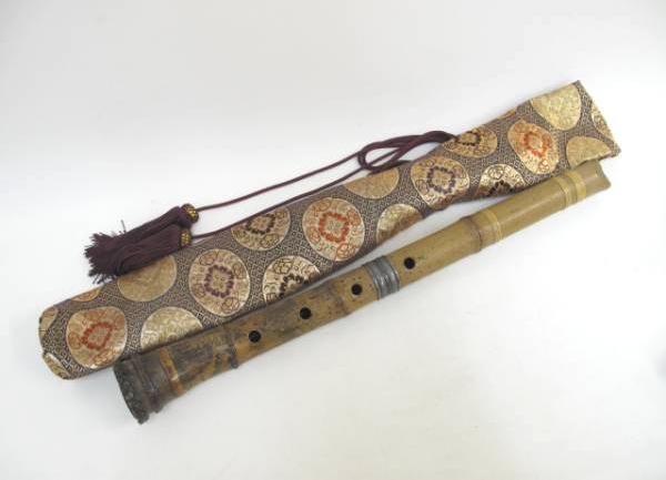 尺八 竹仙 和楽器