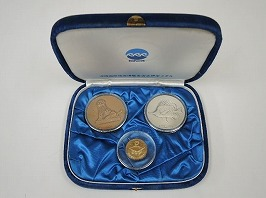 沖縄国際海洋博覧会公式記念メダル