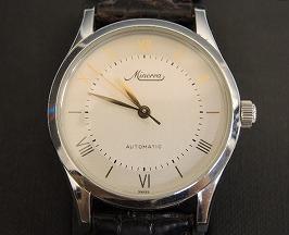 腕時計 ミネルバ
