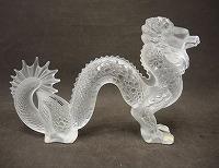 ラリック Lalique Dragon Ornament