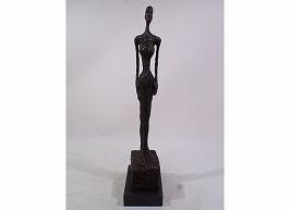 アルベルト・ジャコメッティ ブロンズ像