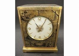 ジャガールクルト 置時計アトモス